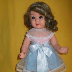 Muñeca española clasica: MUÑECA ANTIGUA DE CELULOIDE DE 43 CM. Lote 42084608