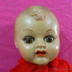 Klassische spanische Puppen - MUÑECO PEPIN GRANDE 46 CM. DE SANTIAGO MOLINA, AÑOS 50.. - 44469897