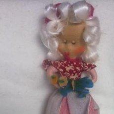 Muñeca española clasica: PRECIOSA ANTIGUA MUÑECA LAYNA COMO NUEVA. Lote 46162586