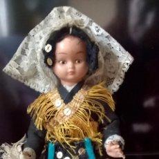 Muñeca española clasica: MUÑECA ESPAÑOLA CLASICA 22CM. Lote 46456211