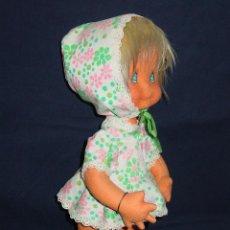 Muñeca española clasica: MUÑECA DE FIELTRO. MARY VAZQUEZ. CON LA PULSERA. AÑOS 50. DE COLECCIÓN.. Lote 46621683