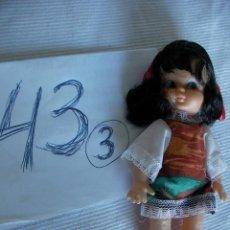 Muñeca española clasica: ANTIGUA MUÑECA - ENVIO GRATIS A ESPAÑA . Lote 46762704