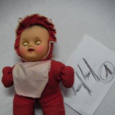 Muñeca española clasica: ANTIGUA PEQUEÑA MUÑECA. Lote 46874760