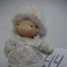 Muñeca española clasica: ANTIGUO MUÑECO PELUCHE Y GOMA. Lote 46874980
