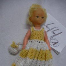 Muñeca española clasica: ANTIGUA MUÑECA - ENVIO GRATIS A ESPAÑA. Lote 46875029