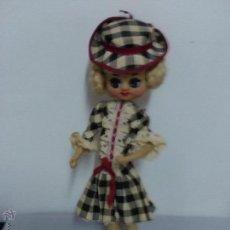 Muñeca española clasica: MUÑECA ANTIGUA DE CELULOIDE. Lote 47178756