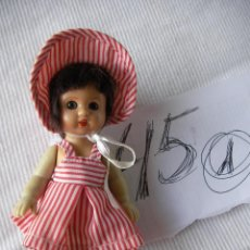 Muñeca española clasica: PEQUEÑA MARIQUITA PEREZ. Lote 47290547