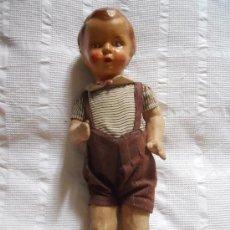 Muñeca española clasica: MUÑECO ARTURITO SIN MARCA AÑOS 40. Lote 47711604