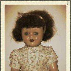 Muñeca española clasica: RARA MUÑECA MARICELA. Lote 48757957