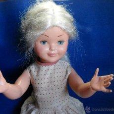 Muñeca española clasica: MUÑECA MARISOL MARISU DE DURPE ? AÑOS 50-60. Lote 49435339