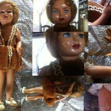 Muñeca española clasica: ANTIGUA MUÑECA SISI OJOS BASCULANTES. Lote 50029235