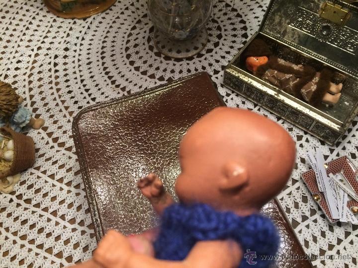 Muñeca española clasica: Antigua muñeca de terracota de los años 30-40 - Foto 2 - 50379867