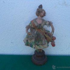 Muñeca española clasica: MUÑECA TRAJE TIPÌCO. Lote 50566878