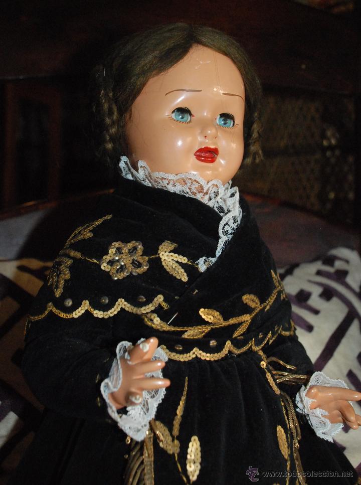Muñeca española clasica: PRECIOSA MUÑECA AÑOS 40 - Foto 2 - 50800556