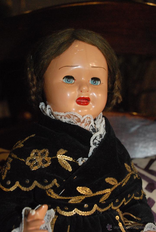 Muñeca española clasica: PRECIOSA MUÑECA AÑOS 40 - Foto 3 - 50800556