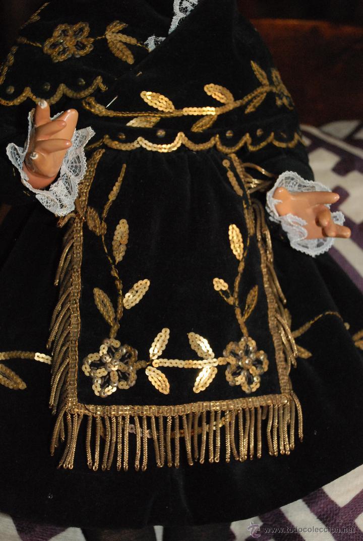 Muñeca española clasica: PRECIOSA MUÑECA AÑOS 40 - Foto 5 - 50800556