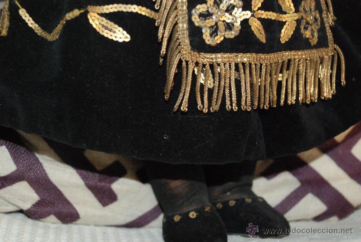 Muñeca española clasica: PRECIOSA MUÑECA AÑOS 40 - Foto 6 - 50800556
