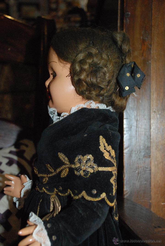 Muñeca española clasica: PRECIOSA MUÑECA AÑOS 40 - Foto 7 - 50800556