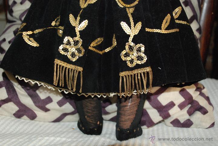 Muñeca española clasica: PRECIOSA MUÑECA AÑOS 40 - Foto 10 - 50800556