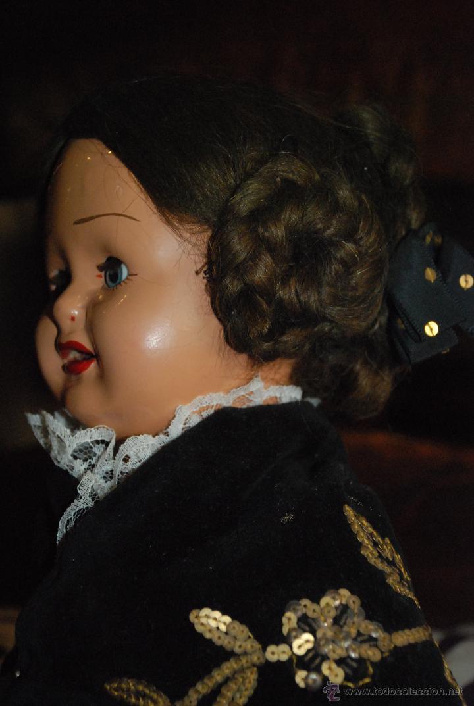 Muñeca española clasica: PRECIOSA MUÑECA AÑOS 40 - Foto 16 - 50800556
