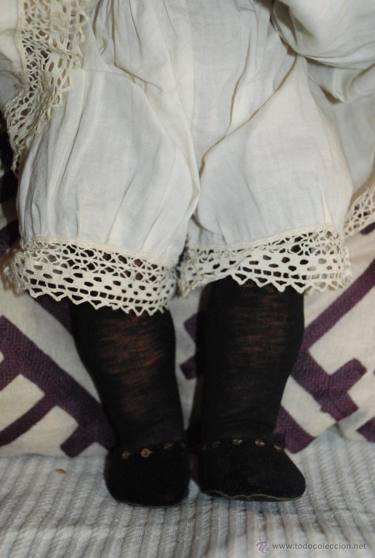 Muñeca española clasica: PRECIOSA MUÑECA AÑOS 40 - Foto 18 - 50800556