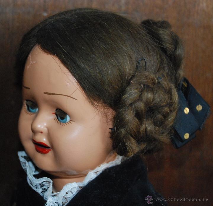 Muñeca española clasica: PRECIOSA MUÑECA AÑOS 40 - Foto 22 - 50800556