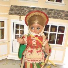Muñeca española clasica: LINDA PIRULA VESTIDA CON EL TRAJE REGIONAL DE CANARIAS - OROTAVA. Lote 50819311