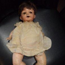 Muñeca española clasica: MUÑECA CARTON PIEDRA. Lote 51047047