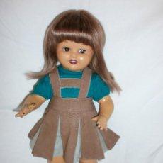Muñeca española clasica: MUÑECA MARICELA DE SANTIAGO MOLINA, DE CARTÓNPIEDRA TODA.. Lote 51702936