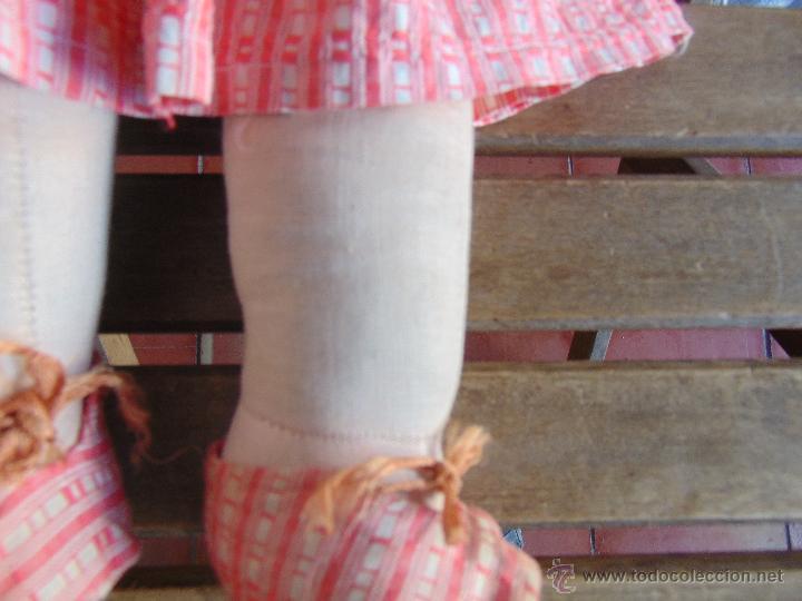 Muñeca española clasica: MUÑECA MARI PEPA MENDOZA O SIMILAR DE LA EPOCA OJOS CON MOVIMIENTO HACIA LOS LADOS CONJUNTO ORIGINAL - Foto 11 - 52667534