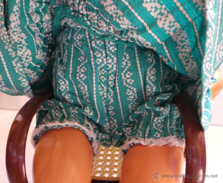 Muñeca española clasica: MUÑECA CARTÓN PIEDRA, PERFECTO ESTADO - AÑOS 40 - CREADA EN MUÑECAS FLORIDO - Foto 6 - 52826561