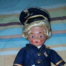 Muñeca española clasica: MUÑECA ANTIGUA MARINERA. Lote 53810127