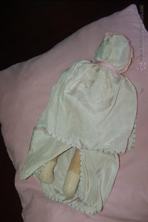 Muñeca española clasica: bebé de composición antiguo - Foto 6 - 54222545