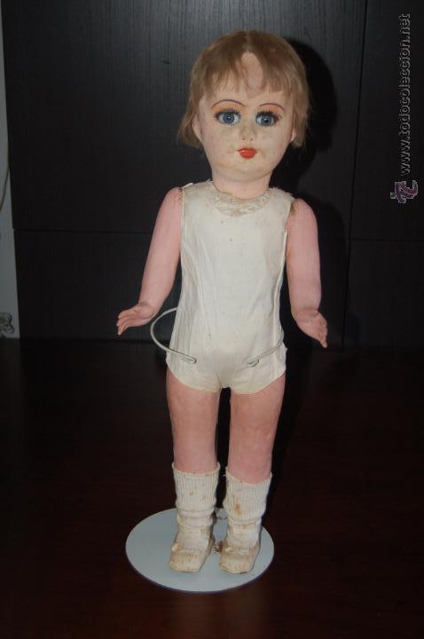 Muñeca española clasica: muñeca florido años 20 - Foto 2 - 54222730