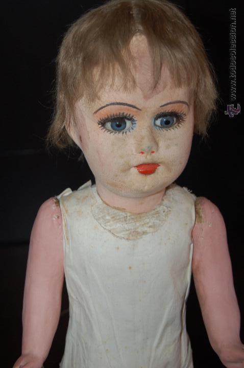 Muñeca española clasica: muñeca florido años 20 - Foto 4 - 54222730