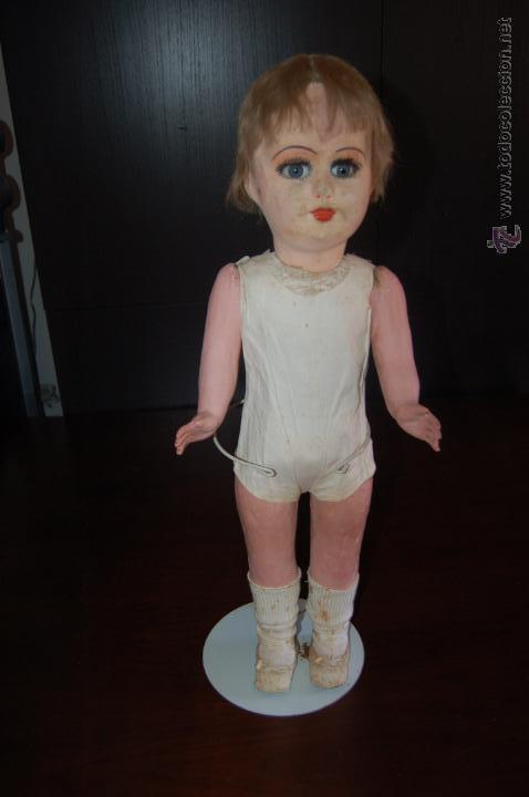 Muñeca española clasica: muñeca florido años 20 - Foto 7 - 54222730