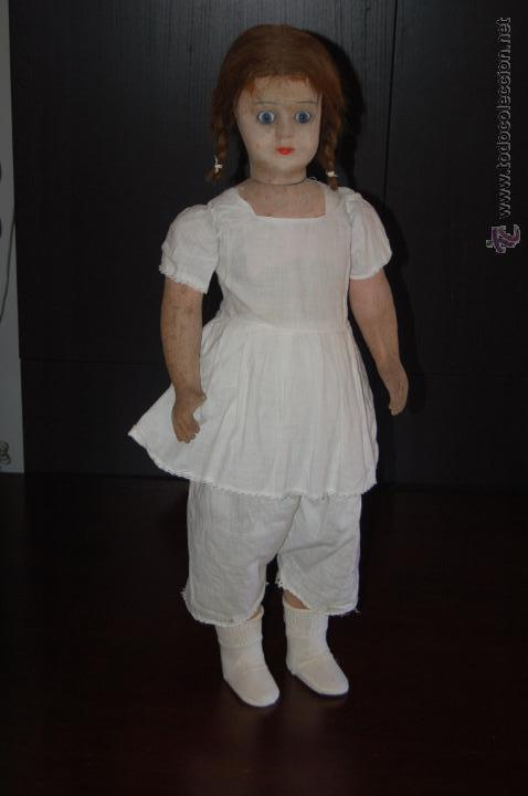 Muñeca española clasica: muñeca de florido años 20 - Foto 2 - 54222836