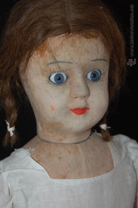 Muñeca española clasica: muñeca de florido años 20 - Foto 3 - 54222836