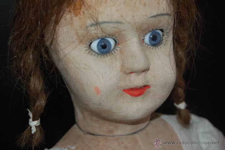 Muñeca española clasica: muñeca de florido años 20 - Foto 7 - 54222836