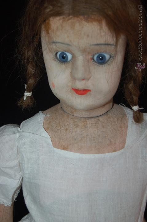 Muñeca española clasica: muñeca de florido años 20 - Foto 10 - 54222836