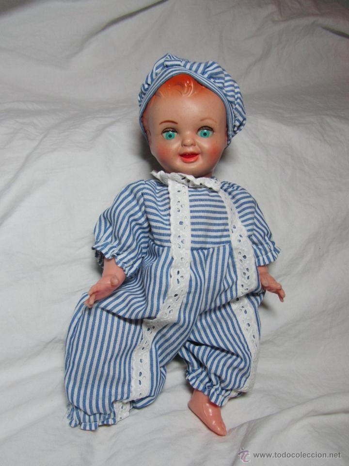 Muñeca española clasica: Precioso muñeco ojos durmientes - Foto 2 - 54398424