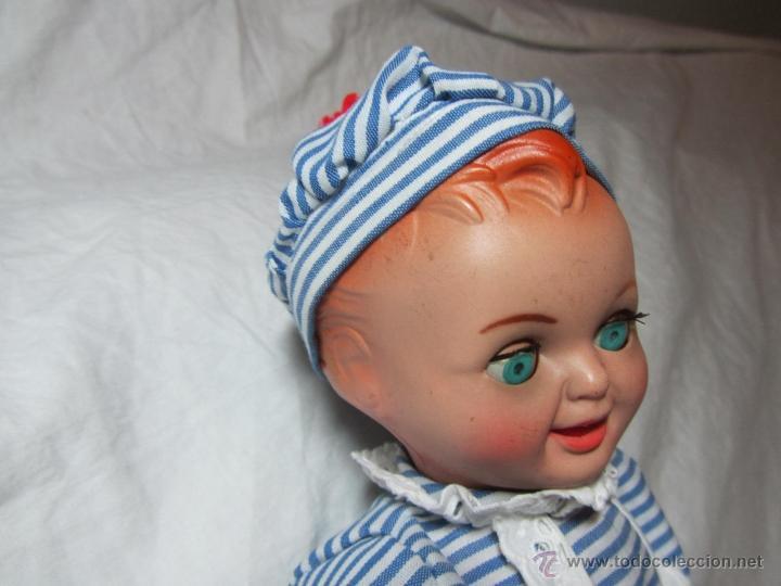 Muñeca española clasica: Precioso muñeco ojos durmientes - Foto 3 - 54398424