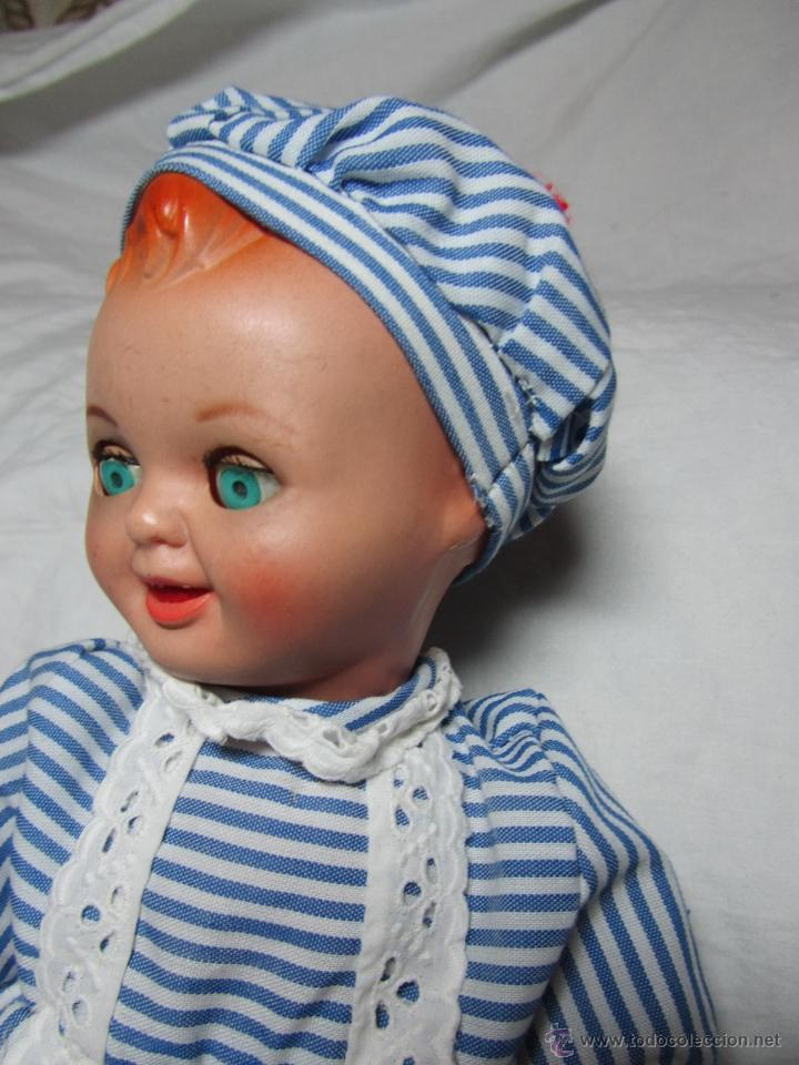 Muñeca española clasica: Precioso muñeco ojos durmientes - Foto 4 - 54398424