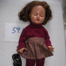 Muñeca española clasica: MARIQUITA PEREZ TAMAÑO GRANDE. Lote 54540127