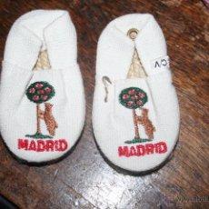 Muñeca española clasica: ZAPATOS MUÑECA MARIQUITA PEREZ GRANDE . Lote 54788108