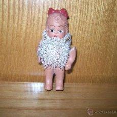 Muñeca española clasica: ANTIGUA MUÑEQUITA TERRACOTA BEBE.. Lote 54885365