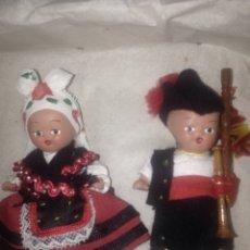 Muñeca española clasica: MUÑECOS TRADICIONALES 1940-50. Lote 54889217