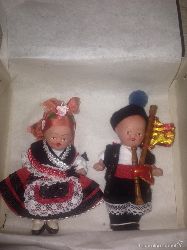 MUÑECOS TRADICIONALES 1940-50 (Juguetes - Otras Muñecas Españolas Clásicas (Hasta 1.960))