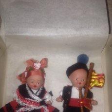 Muñeca española clasica: MUÑECOS TRADICIONALES 1940-50. Lote 54889221