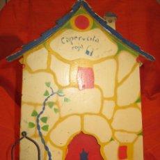 Muñeca española clasica: CASA DE CAPERUCITA.DENIA, AÑOS 40-50.. Lote 55014610